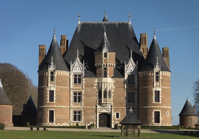 Château de Martainville - Musée des Arts et Traditions Normands