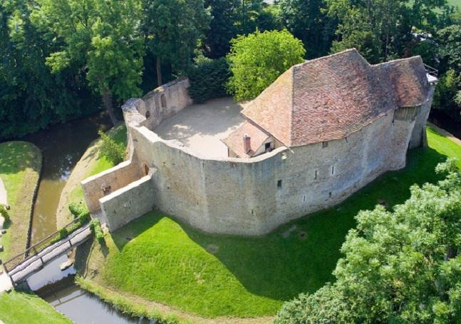 Château de Crèvecoeur - Musée Schlumberger