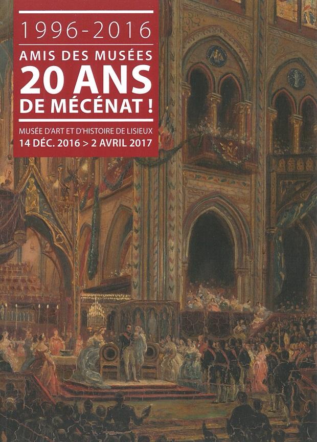 Amis des Musées : 20 ans de mécénat !