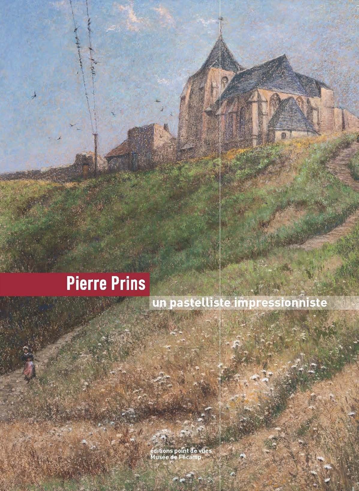Pierre Prins, un pastelliste impressionniste