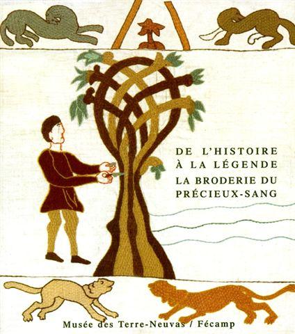 De l'histoire à la légende, la Broderie du Précieux-Sang
