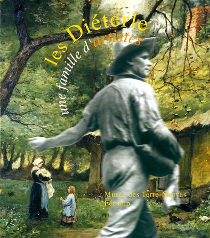 Les Diéterle, une famille d'artistes : Jules, Georges, Charles, Marie, Yvonne… décorateur, peintres et sculpteurs, une famille d'artistes à Yport