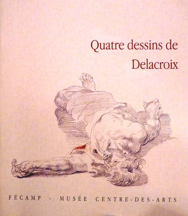 Quatre dessins de Delacroix