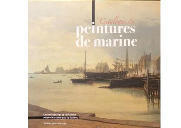 Catalogue de peintures de marine