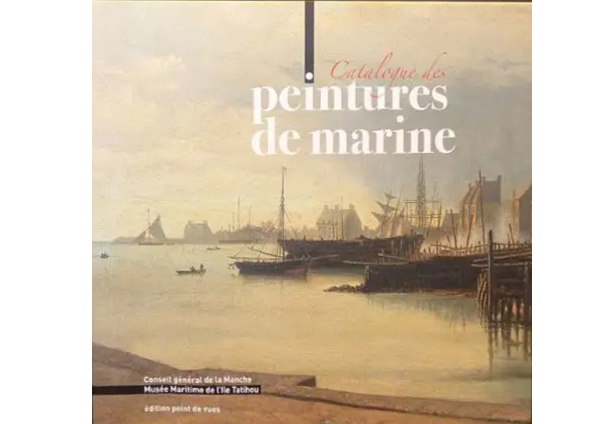 Catalogue de peintures de marine