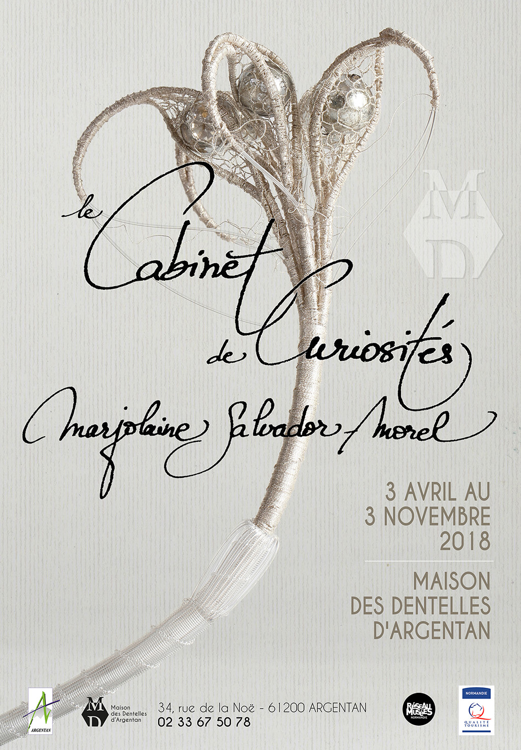 Le Cabinet de Curiosités de Marjolaine Salvador-Morel