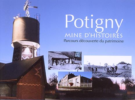 Potigny, mine d'histoires