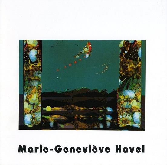 Marie-Geneviève Havel, oeuvres gravées, oeuvres rêvées