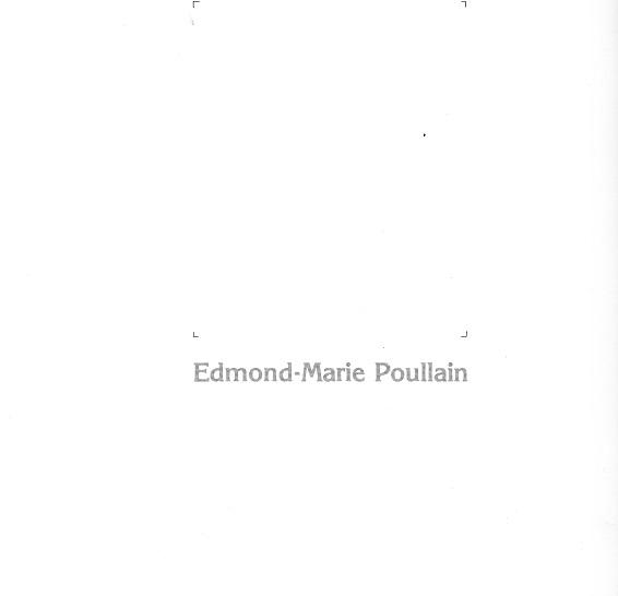 Edmond-Marie Poullain