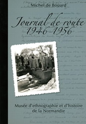 Journal de route, 1946-1956