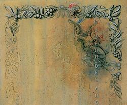 B. Dufour-Coppolani, Sédiments d'anges