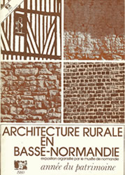 L'architecture rurale en Basse-Normandie
