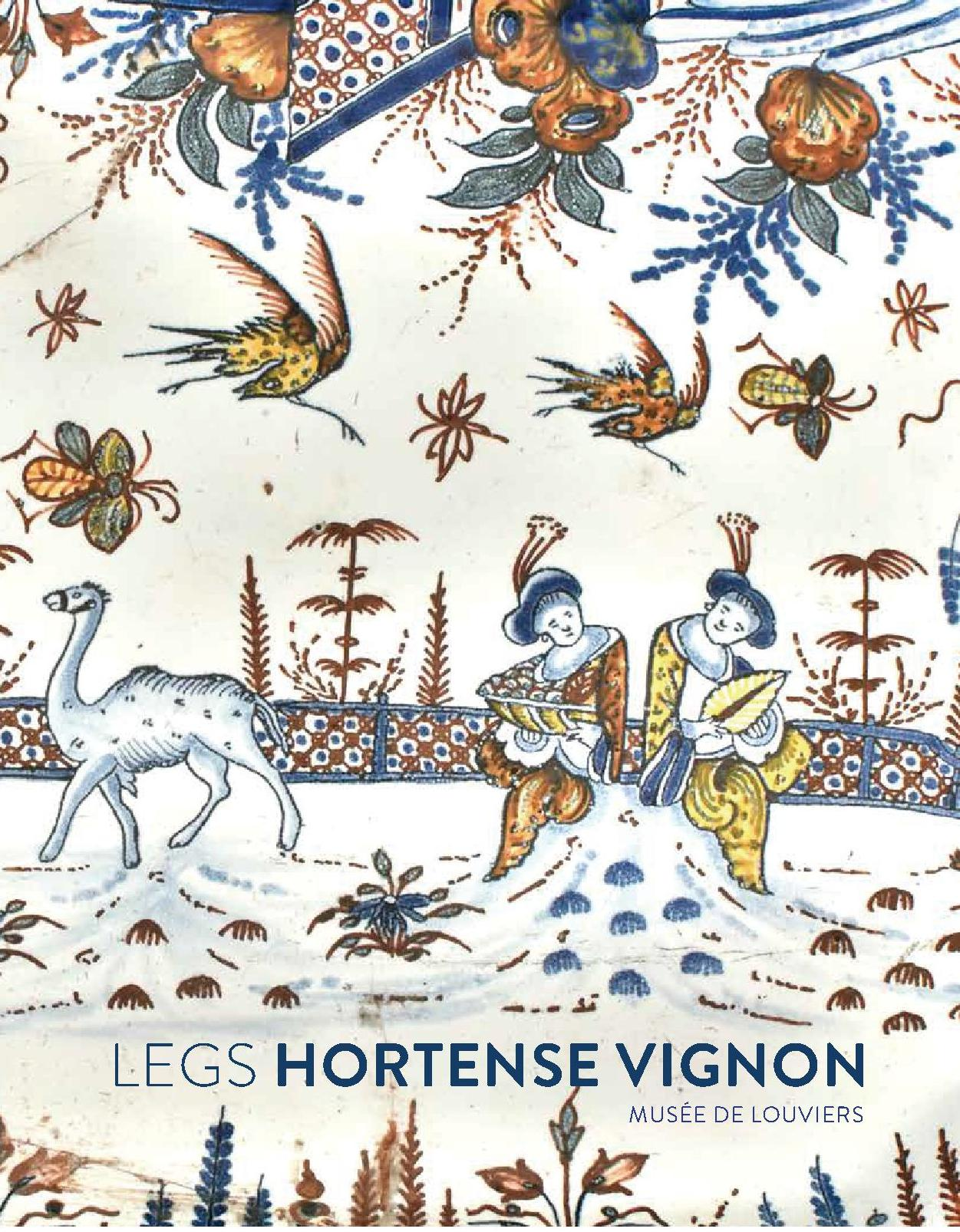 Legs Hortense Vignon