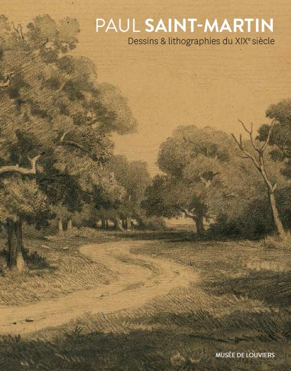 Paul Saint-Martin - Dessins & lithographies du XIXe siècle
