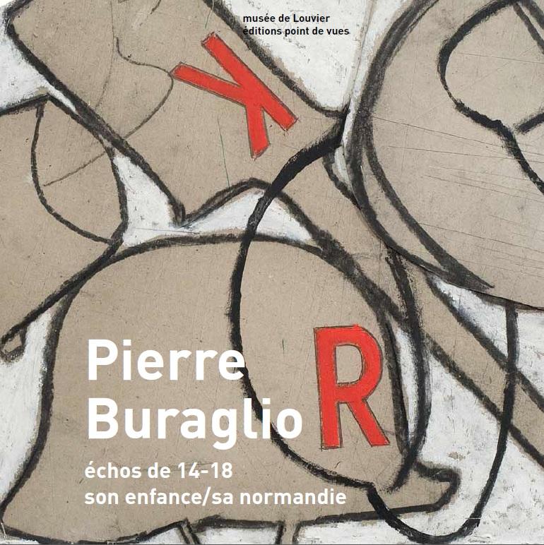 Pierre Buraglio - échos de 14-18, son enfance / sa Normandie