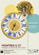 Montres et Cie - Horlogers normands du XVIIe siècle