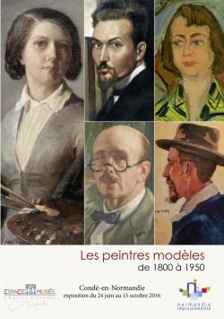 Les peintres modèles de 1800 à 1900, de Jean-Jacques Monanteuil à Jean Hélion, de Charles Léandre à Fernand Léger
