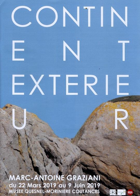 Continent Extérieur - Marc-Antoine Graziani