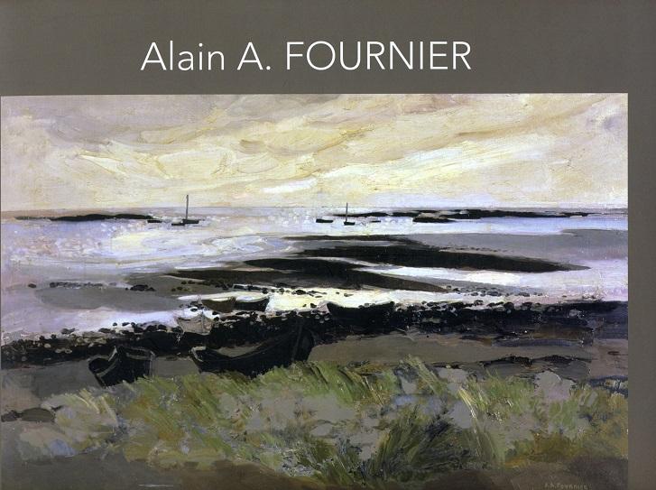 Alain A.Fournier, peintre