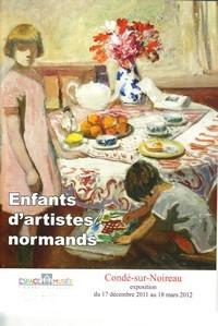 Enfants d'artistes normands