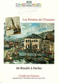 Les peintres de l'estuaire, de Boudin à Herbo