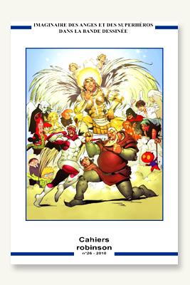 Imaginaire des anges et des superhéros dans la bande dessinée (n°26)