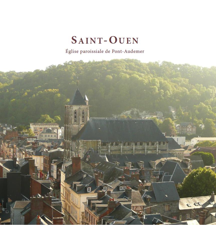Saint-Ouen, église paroissiale de Pont-Audemer