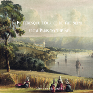 Picturesque tour of the Seine from Paris to the Sea
