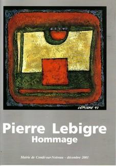 Pierre Lebigre, hommage