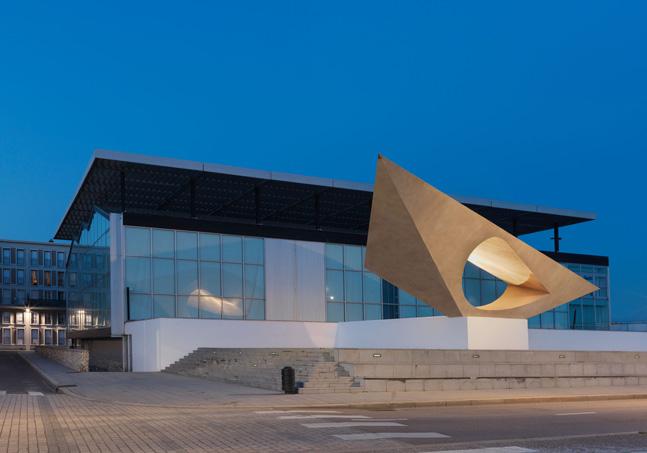 MuMa- musée d'art moderne André Malraux