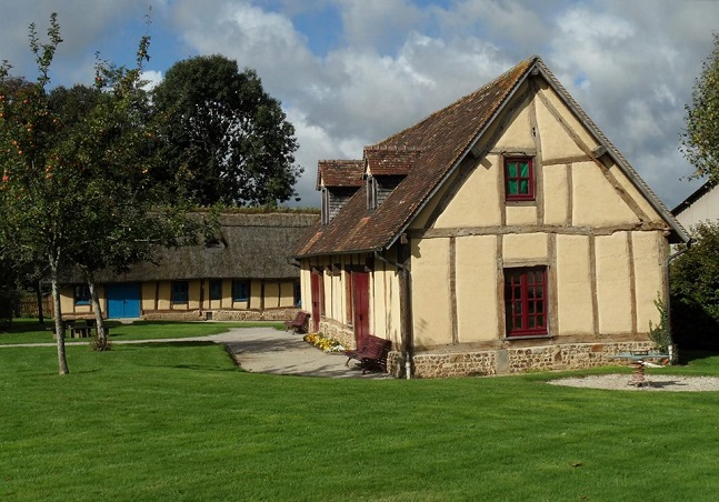 Ecomusée de la Pomme au Calvados