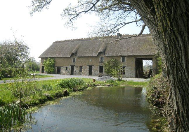 Maison des Marais