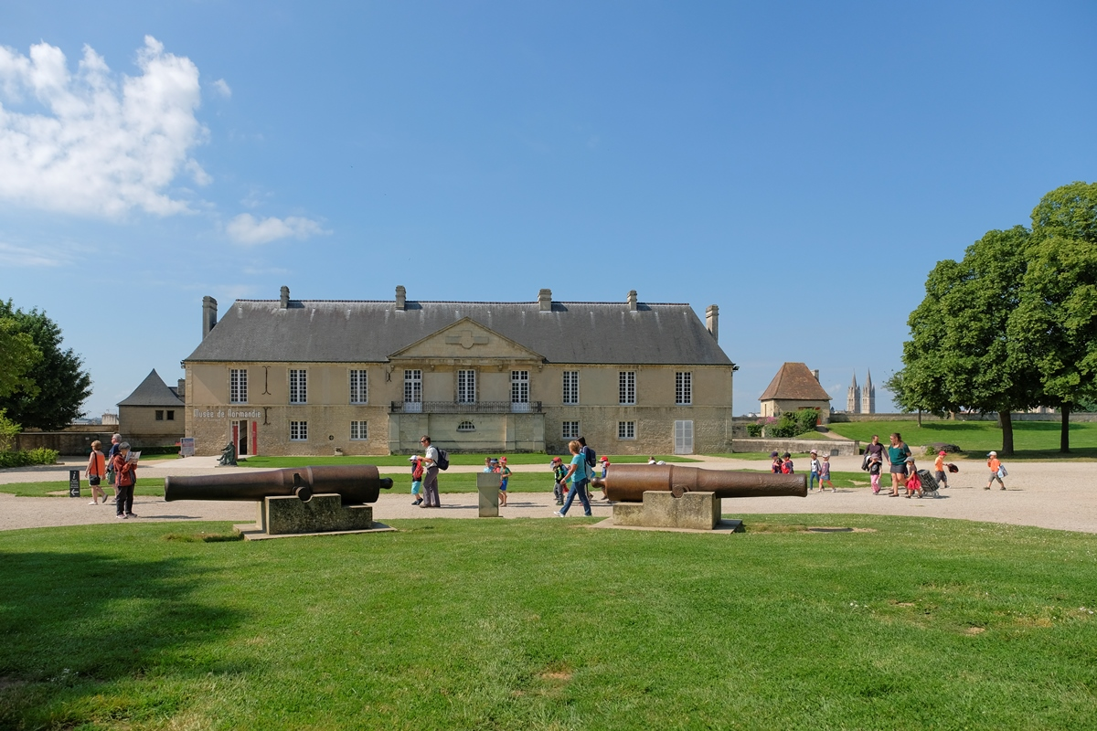 Musée de Normandie - Château de Caen