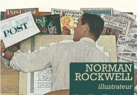 Norman Rockwell, Illustrateur