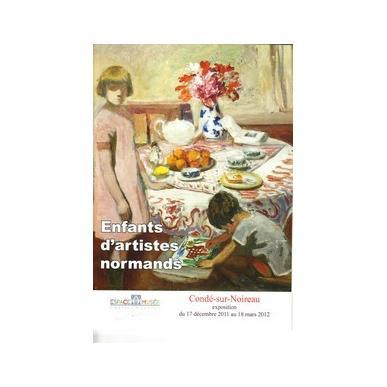Enfants d'artistes normands